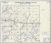 Township 13 N., Range 2 E., Mayfield Lake, tilton river, Lewis County 1960c